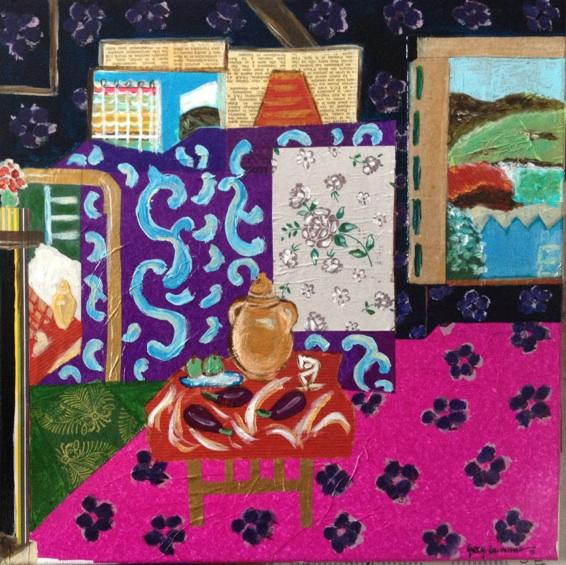 Cocobel art corinne pech guwang for Fenetre 30x30